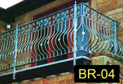 BR-04-wroughtironbalconyrailing