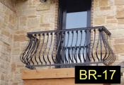 BR-17-wroughtironbalconyrailing