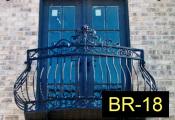 BR-18-wroughtironbalconyrailing