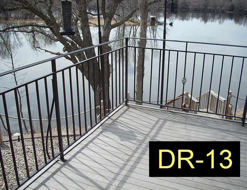 Deck Railings Wrought Iron Works Ct