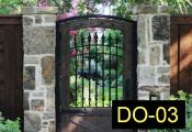 DO-03-wroughtirondoors