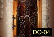 DO-04-wroughtirondoors