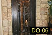 DO-06-wroughtirondoors