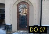 DO-07-wroughtirondoors