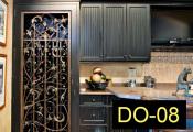 DO-08-wroughtirondoors