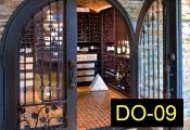 DO-09-wroughtirondoors