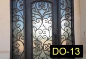 DO-13-wroughtirondoors