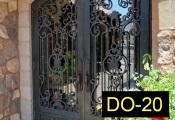 DO-20-wroughtirondoors