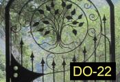 DO-22-wroughtirondoors