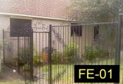 FE-01-wroughtirondoors