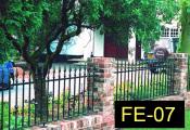FE-07-wroughtirondoors