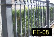 FE-08-wroughtirondoors