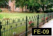 FE-09-wroughtirondoors