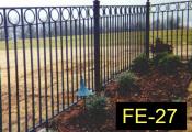 FE-27-wroughtirondoors