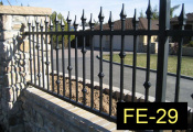 FE-29-wroughtirondoors