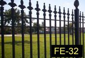 FE-32-wroughtirondoors