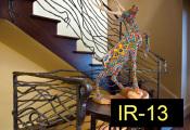 IR-13-wroughtironindoorrailing
