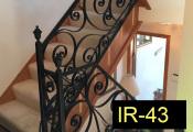 IR-43-wroughtironindoorrailing
