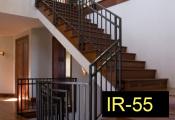 IR-55-wroughtironindoorrailing