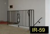 IR-59-wroughtironindoorrailing