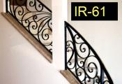IR-61-wroughtironindoorrailing