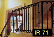IR-71-wroughtironindoorrailing