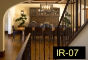 IR-07-wroughtironindoorrailing