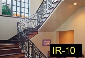 IR-10-wroughtironindoorrailing