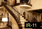 IR-11-wroughtironindoorrailing