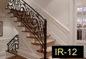 IR-12-wroughtironindoorrailing