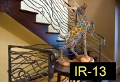 IR-13-wroughtironindoorrailing