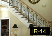 IR-14-wroughtironindoorrailing