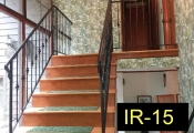 IR-15-wroughtironindoorrailing