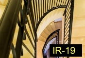 IR-19-wroughtironindoorrailing