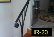 IR-20-wroughtironindoorrailing