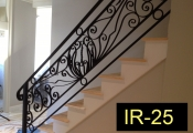 IR-25-wroughtironindoorrailing