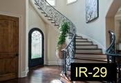 IR-29-wroughtironindoorrailing