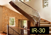 IR-30-wroughtironindoorrailing