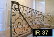IR-37-wroughtironindoorrailing