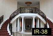 IR-38-wroughtironindoorrailing