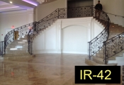 IR-42-wroughtironindoorrailing