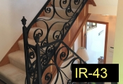 IR-43-wroughtironindoorrailing