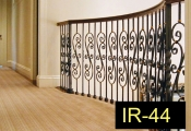 IR-44-wroughtironindoorrailing