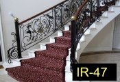 IR-47-wroughtironindoorrailing