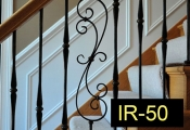 IR-50-wroughtironindoorrailing