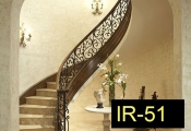 IR-51-wroughtironindoorrailing