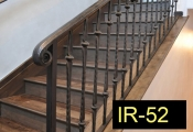 IR-52-wroughtironindoorrailing