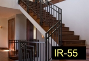 IR-55-wroughtironindoorrailing