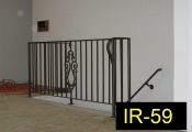 IR-59-wroughtironindoorrailing