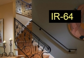 IR-64-wroughtironindoorrailing